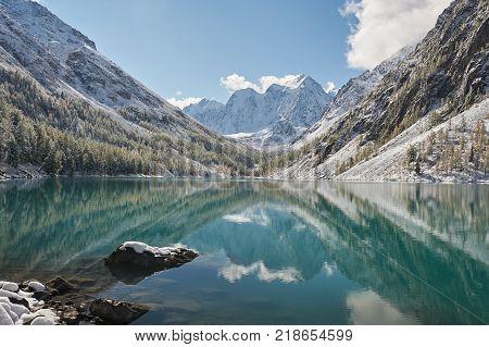 Altai Mountains, Russia, Siberia.