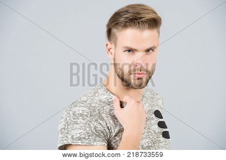 Grooming, Male Beauty Concept