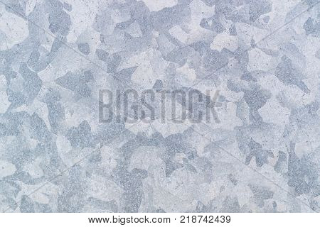 Zinc galvanized grunge metal texture may use as background grey background texture