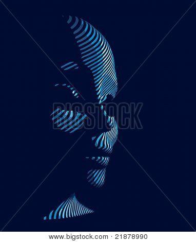 cybernetic man