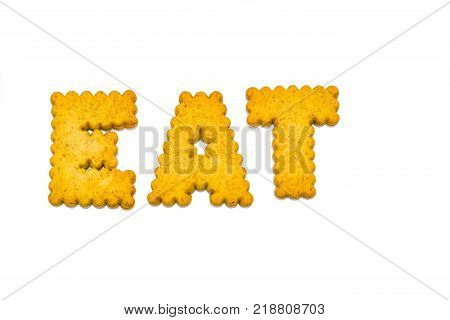 Cookies Spelling Eat