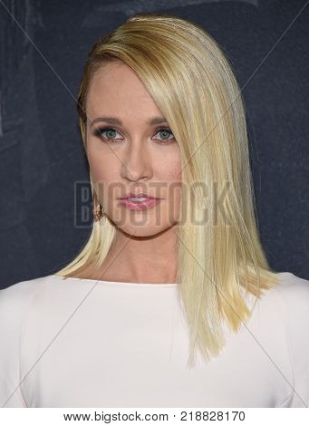 LOS ANGELES - DEC 12:  Anna Camp arrives for the '