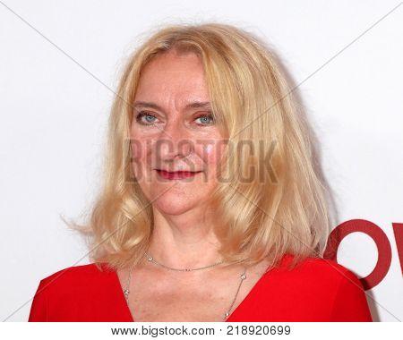 LOS ANGELES - DEC 18:  Margareta Pettersson at the