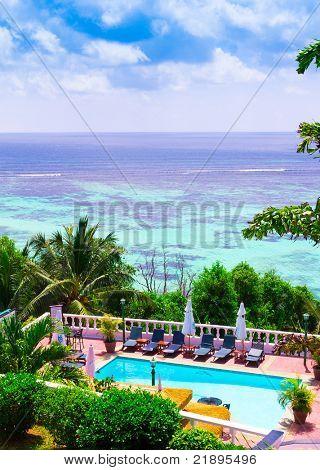 Sea Palms Pool