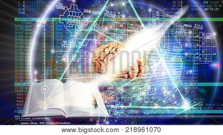 science research outer space.cosmic education technology.research space mental