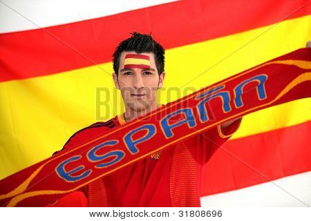 Avid Spain fan