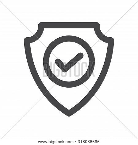 Safe Zone Icon Isolated On White Background. Safe Zone Icon In Trendy Design Style For Web Site And