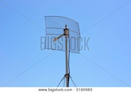 Parabolic Wireless Antenna