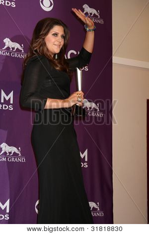 LAS VEGAS - APR 1:  Hillary Scott in the press room  at the 2012 Academy of Country Music Awards at MGM Grand Garden Arena on April 1, 2012 in Las Vegas, NV.
