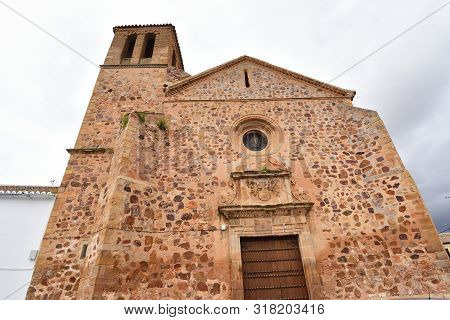 Church Of San Bartolome, Almagro, Ciudad Real Province, Castilla-la Mancha, Spain