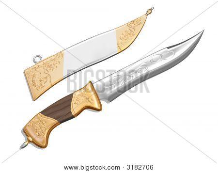 Knife Of Hunt