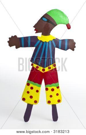 Moko Jumbie Man
