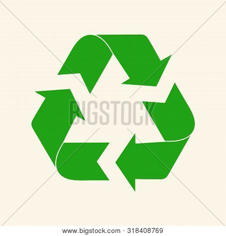 Recycle Reuse Arrows  - Ecology Icon Collection