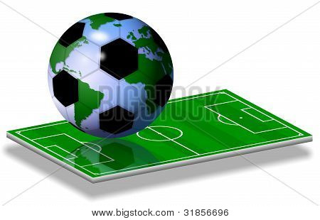 Soccer World Game