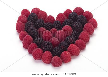 Heart Healthy Berries