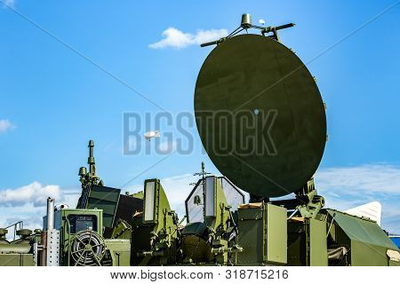 Military Radio Locator Station