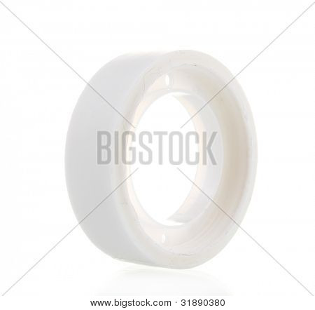 scotch tape isolated on white