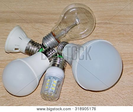 Led Lamps Have A Lifespan Many Times Longer Than Equivalent Incandescent Lamps. Use Led Lamps For Sa