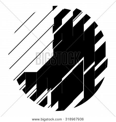 Vector Geometric Shape For Business Design Concepts Animation Web Interfaces