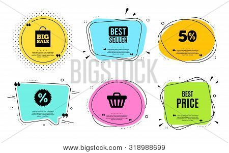 Best Price. Best Seller, Quote Text. Special Offer Sale Sign. Advertising Discounts Symbol. Quotatio