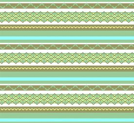 Seamless Vector Background With Abstract Multicolored Pattern.