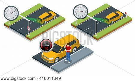 Specs, Average Speed Measuring Speed Camera System. Average Speed Cameras On Freeway. Specs Cameras