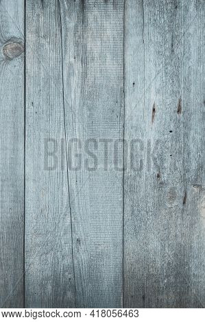 Close-up View Of Vintage Wooden Background Texture. Shabby Brown Wooden Planks. Aged Wooden Planks.