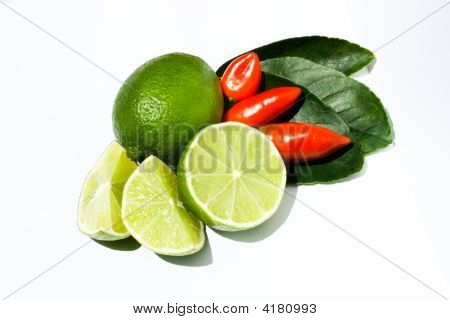 Lime & Chilli