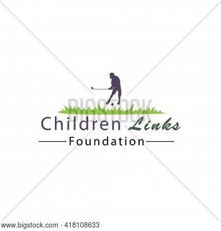 Golf Logo Club, Tournament Logo Design