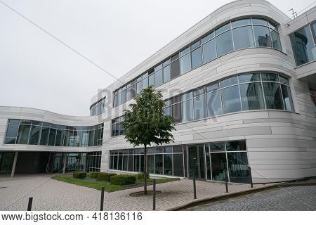 JENA, GERMANY - MAY, 29, 2016: Leibniz Institute for Natural Product Research and Infection Biology