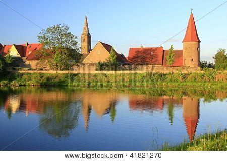Wolframs-Eschenbach, Germany