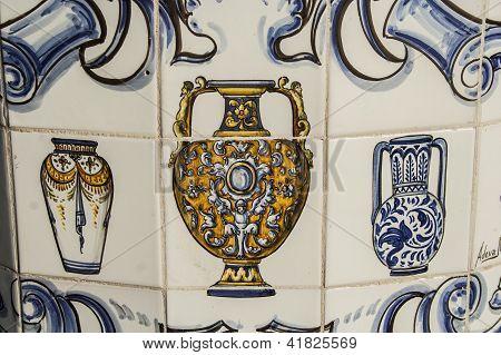 tiles, Talavera ceramics