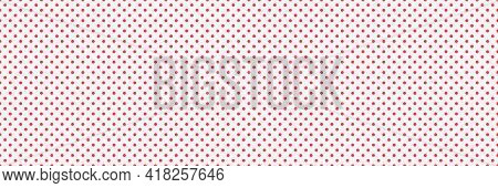 Seamless Dot Pattern. Dotted Background. Dotty Geometric Texture