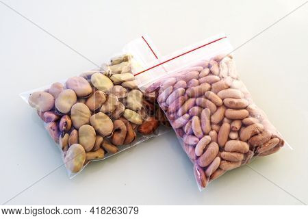 Broad Bean And Bean Seeds, Packaged Ready-to-sow Seeds,