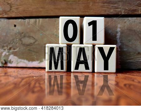 May First International Workers Day Or Labour Day And May Day Is Celebrated On 1st Day Of May With D