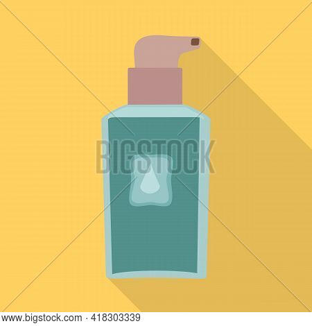 Vector Illustration Of Bottle And Container Symbol. Graphic Of Bottle And Aerosol Stock Vector Illus