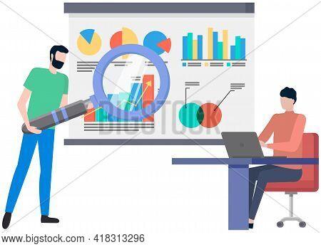Successful Business Project Presentation, Company Strategy Planning, Statistics Indicators Analysis.