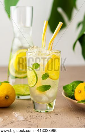 Cold Refreshing Lemonade