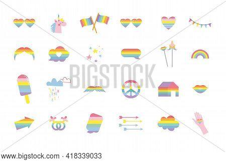 Lgbt Pride Month , Lgbt Icons. Lesbian Gay Bisexual Transgender. Celebrated Annual Pride Month. Lgbt