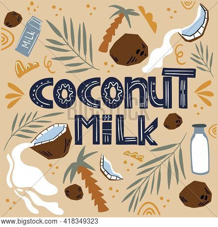 Lactose-free Milk. Alternative To Dairy Products. Alternative To Dairy Products.