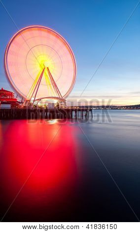 Seattle Ferris Wheel