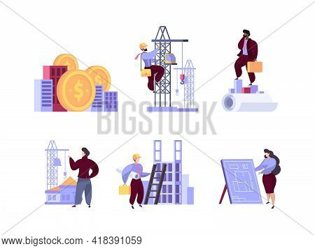Construction Business Metaphores. Project Managing For Commercial Real Estate Investment Builders Co