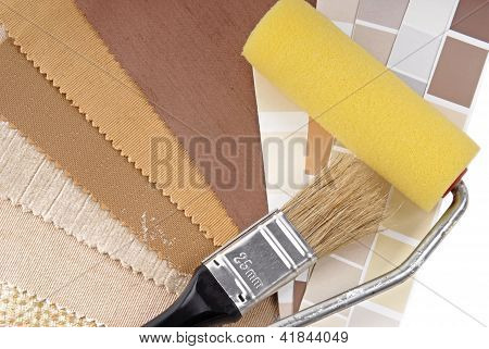 repair and decoration planning