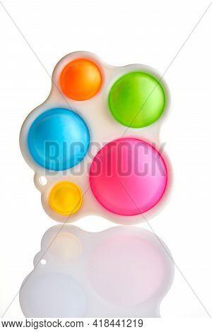 Colplay Pop It, Fidget Toys, Push Pop Bubble Fidget Sensory Toy Autism Special Needs Silicone Stress