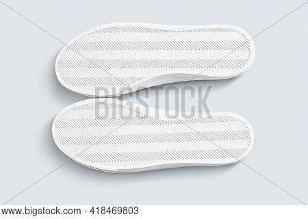 White shoes sole footwear fashion