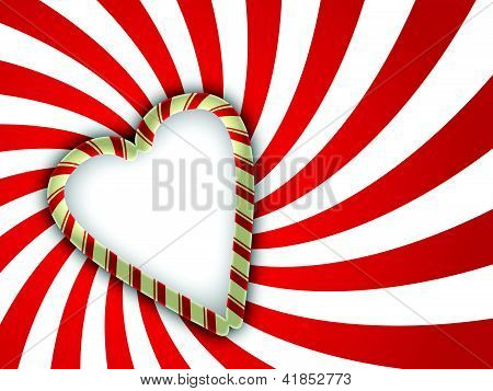 Valentine Greetings Background