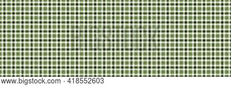 Plaid Seamless Pattern. Flannel Fabric Texture From Tartan, Plaid, Tablecloths, Shirts, Clothes, Dre