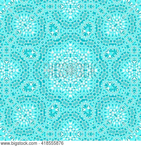 Tile Azulejos Mosaic Seamless Pattern, Oriental Ethnic Patchwork, Tribal Mandala Design, Portuguese