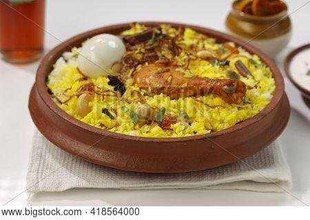 Chicken Biryani_indian Biriyani