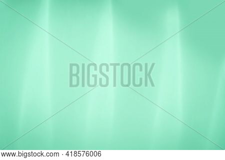 Mint Color Abstract Background, Shades Of Mint Color With A Gradient